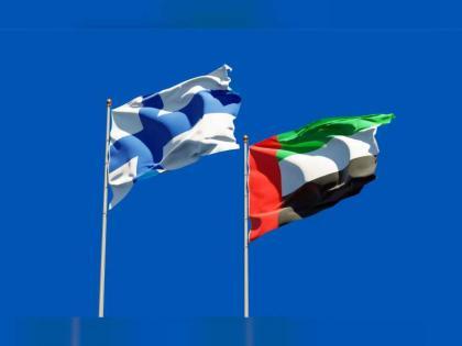 UAE, Finland advancing political consultations