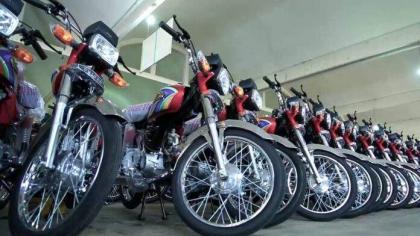 Motorbike, three wheeler sales increase 1.32% in 2 months