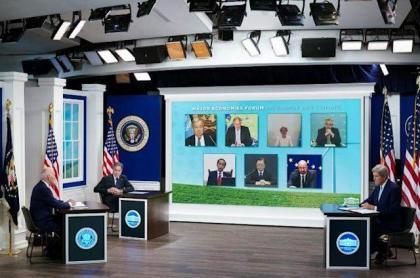 Biden announces methane gas cuts goal ahead of UN climate summit