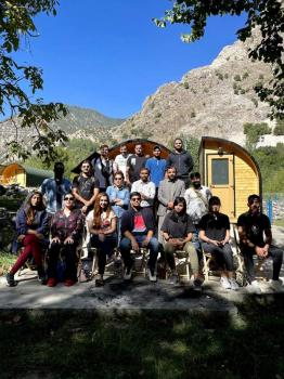 OPPO Takes Photographers and Content Creators to Kalash for the 'Discover the Face of Pakistan' Project featuring Reno6 Series