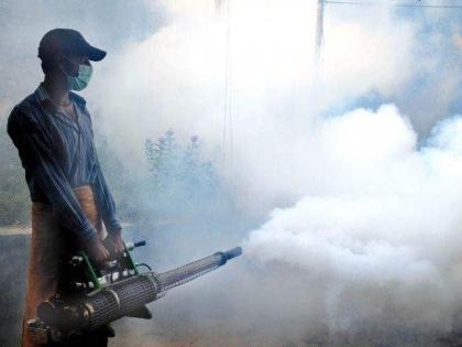 WSSP starts anti dengue spray