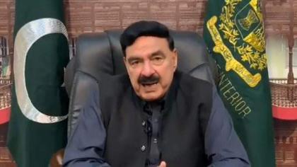 Sheikh Rasheed condoles death of veteran journalist CR Shamsi