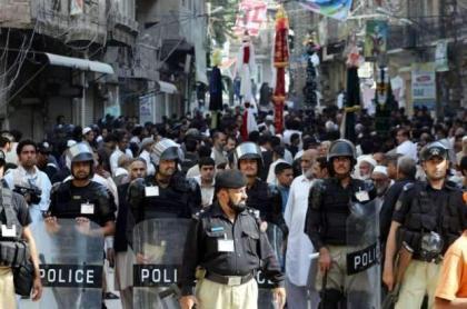 DPO reviews security arrangements for Chehlum Imam Hussain (R.A)