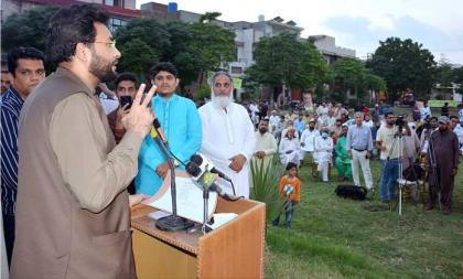 Govt spending public money judiciously, says Farrukh Habib