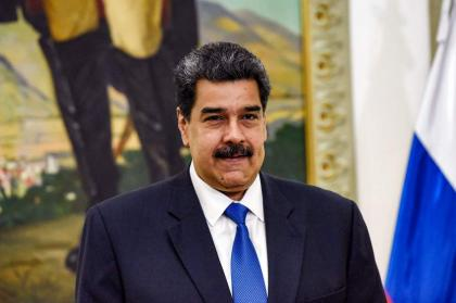 Venezuela's Maduro sees legitimacy challenged in rare trip abroad