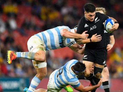 New Zealand beat Argentina 36-13 in Rugby Championship