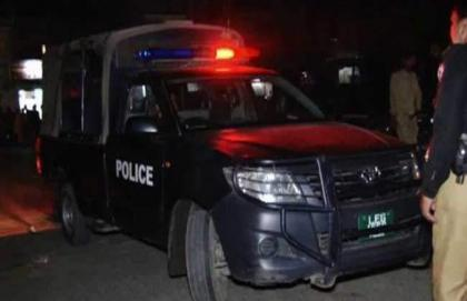 Police conducts search operation