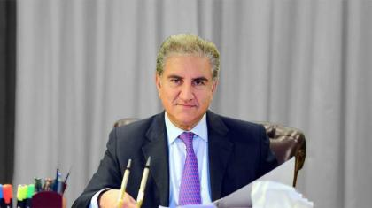 FM Shah Mahmood Qureshi off to New York to attend 76th UNGA session