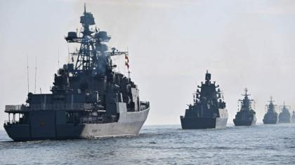 Russia Engages About 20 Warships, Submarines in Black Sea Naval Drills - Fleet Spokesman