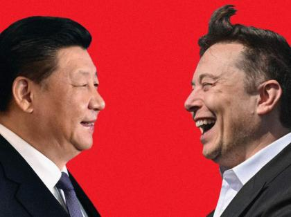 Elon Musk Favors 'Some Amount' of Space Cooperation With China