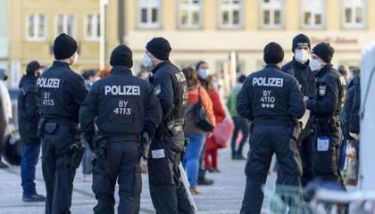 Shock in Germany after cashier shot dead in mask row