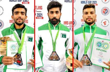 Pakistan team to return home on Wednesday