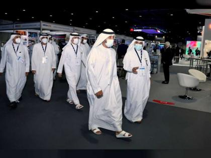 Ahmed bin Saeed opens SPE's Annual Technical Conference & Exhibition