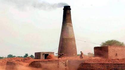 Brick kiln sealed for not installing zigzag technology