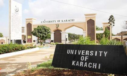 Karachi University postpones exams to be held on Sept 22
