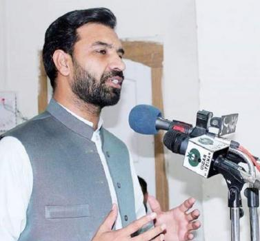 Development schemes to be completed timely: Ziaullah Bangash