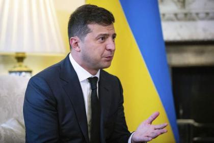 Ukraine's Internal Affairs Ministry Confirms Shots Fired at Car of Zelenskyy's Aide Shefir