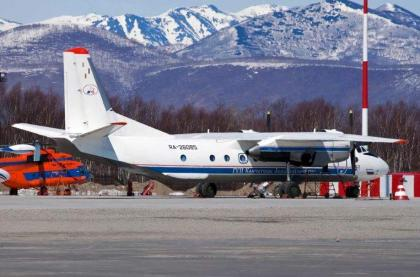 Russia's An-26 Plane Carrying Six People Disappeared From Radars - Emergencies