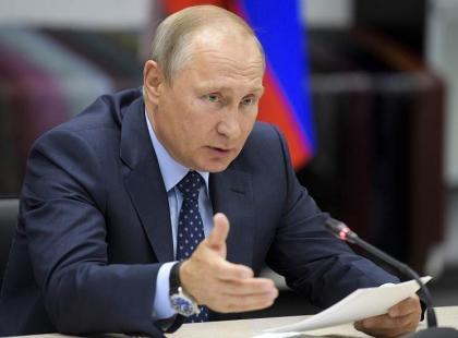 Kremlin Says Putin Held Phone Conversation With Italy's Draghi