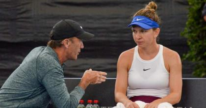 Former world No.1 Halep splits with coach Cahill