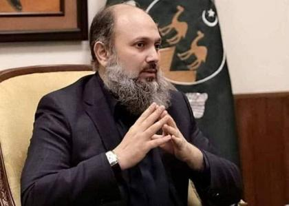 Balochistan province bouquet of people from different races, tribes: CM Jam