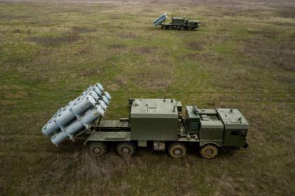 Russia's Bastion Missile Systems Conduct Training Strikes on Black Sea Targets - Ministry