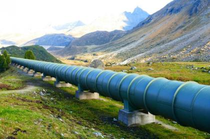 China begins construction on new section of gas transmission pipeline