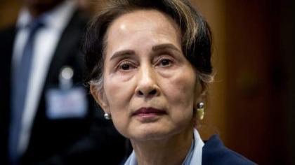 Australian adviser to Myanmar's Suu Kyi appears in junta court