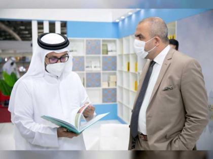 60  كتابًا فكريا وتراثيا يشارك بها مجلس حكماء المسلمين فى معرض عمان للكتاب