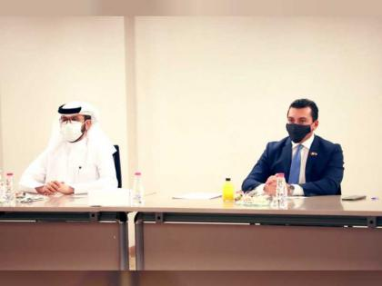 شؤون البلديات بالشارقة تبحث تعزيز التعاون مع مالطا