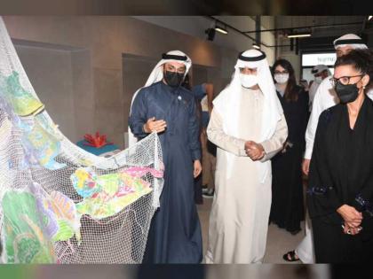 Expo 2020 Dubai unveils Hammour House, one-of-a-kind community art project