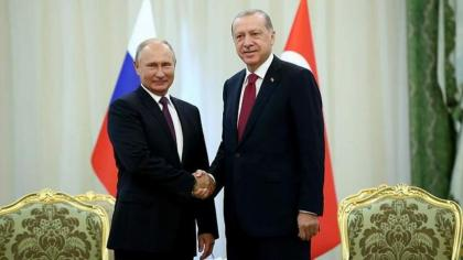Erdogan Expects 'Important Decisions' From Talks With Putin in Sochi on September 29