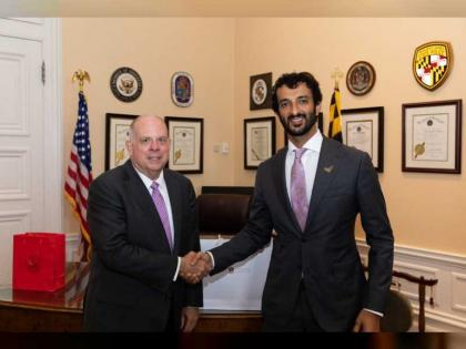 Minister of Economy, Governor of Maryland discuss increasing bilateral trade, investments