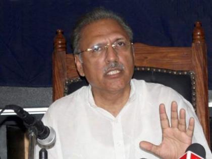Govt working to revolutionize industry to uplift country: President Dr Arif Alvi