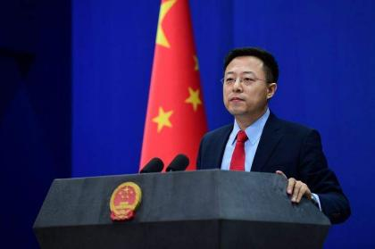 China extends congratulations to JCC meeting's outcome