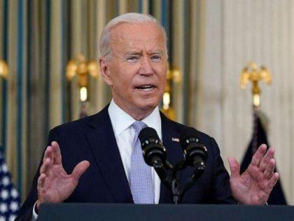 Biden calls border guards confronting migrants with horses 'outrageous'