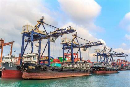 China to accelerate building of intelligent, unmanned ports in next five years