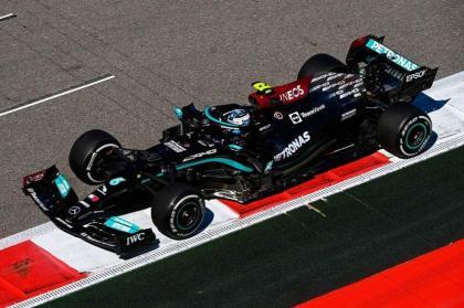 Formula One: Russian Grand Prix practice times