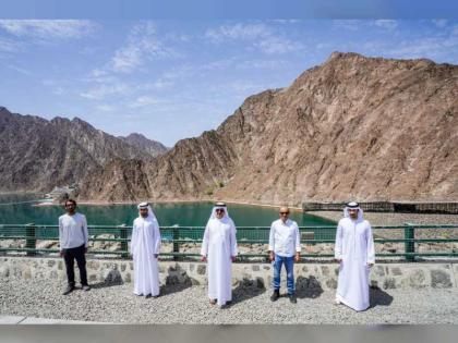 """""""قمة دبي الجبلية"""" و""""شلالات حتا المستدامة"""" مشروعان عالميان يعززان مكانة دبي السياحية"""