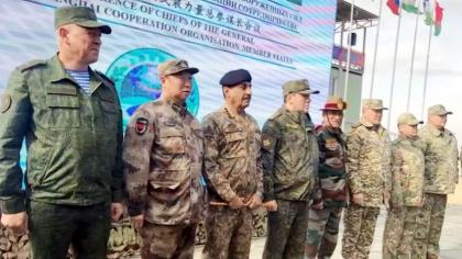 Pakistan attaches importance to further bilateral cooperation with Russia, China: CJCSC