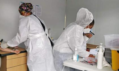 Africa's COVID-19 cases hit 8.23 mln: Africa CDC