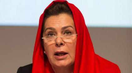 فاطمة جیلاني تصف أشرف غني بخائن بلادہ