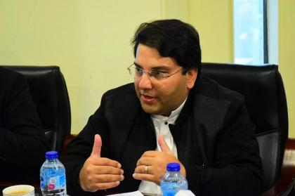 PTI workers coordinating with people to resolve civic problems: Senator Saifullah