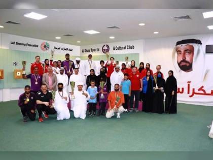 """منافسات قوية في """"الإمارات لرماية البندقية والمسدس"""" استعدادا لبطولة النخبة الخليجية"""