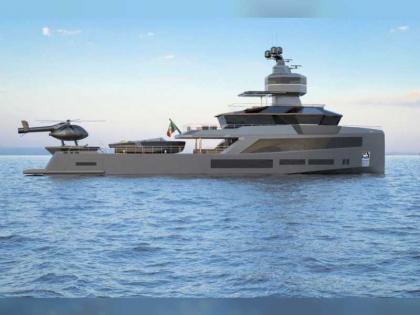 """""""أبوظبي لبناء السفن"""" توقع اتفاقية مع SNO Yachts لبناء يخت فاخر"""