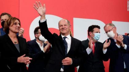 German vote result shows conservatives belong in the opposition: SPD's Scholz