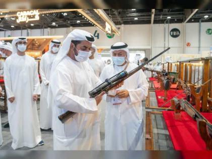 ADIHEX a success story in preserving environment, heritage: Hamdan bin Zayed