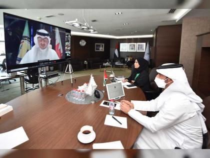 """""""تنفيذي"""" الأولمبية الخليجية يناقش التنافسية العالمية والشراكات الاستراتيجية"""