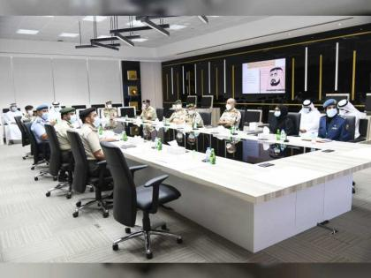 Al Bowardi visits headquarters of National Service and Reserve Authority