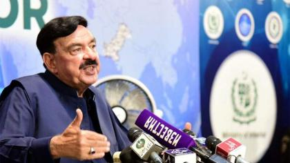 Sheikh Rashid says online visa service for Afghanistan will be launched in three weeks